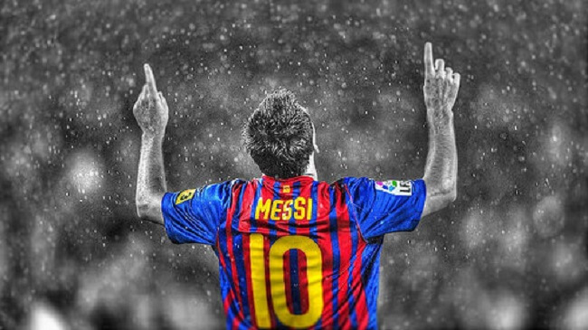 Messi-OneTime