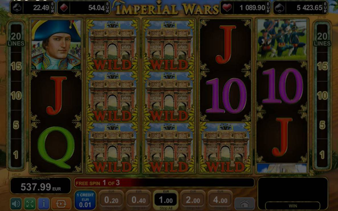 Imperial House™ Slot Machine Game to Play Free in Aristocrats Online Casinos