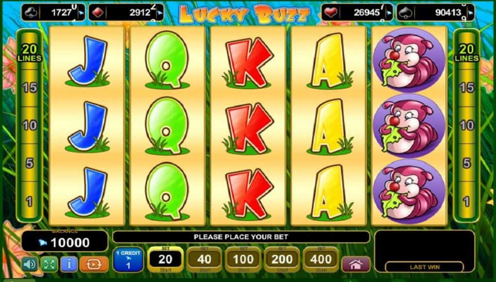 Lucky darts slot review