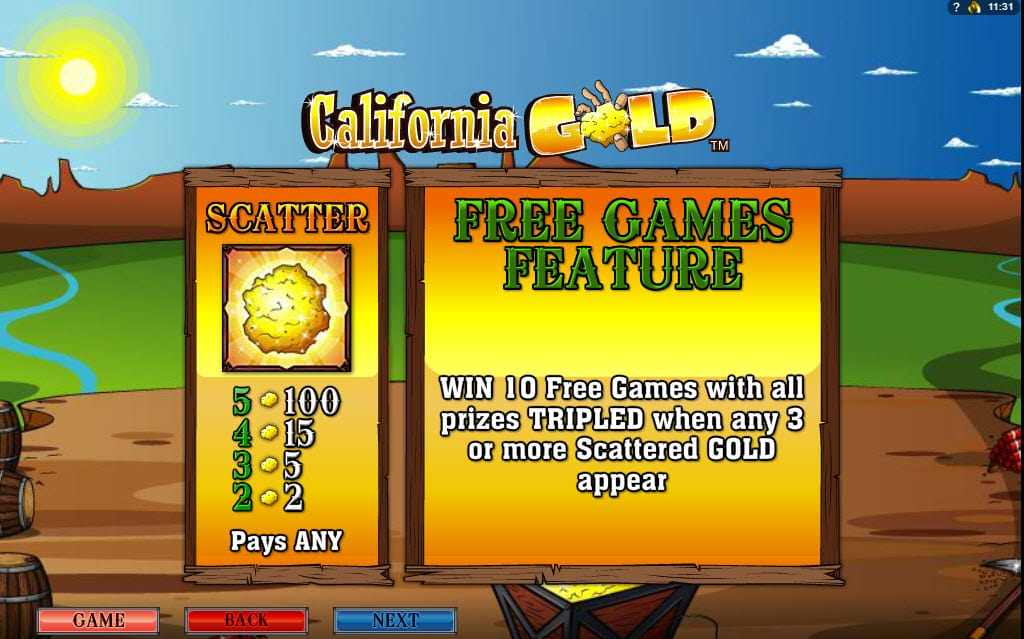 slots online games free extra gold