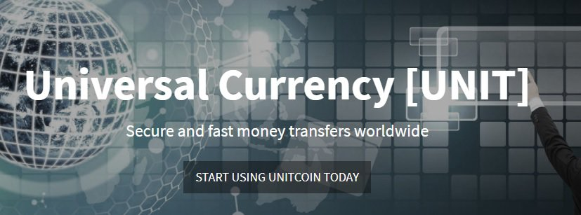 Universal Currency [UNIT]