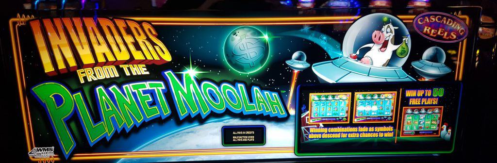 logo Invaders from the Planet Moolah
