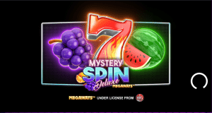 Mystery Spin Deluxe slot