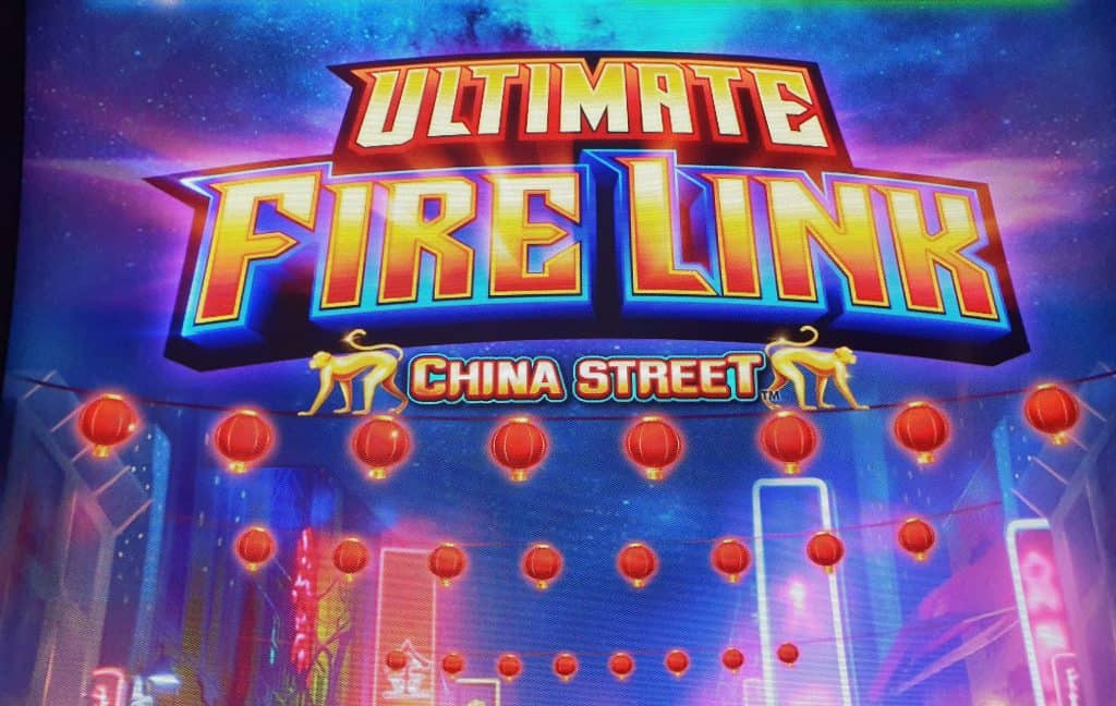 logo Ultimate Fire Link - China Street